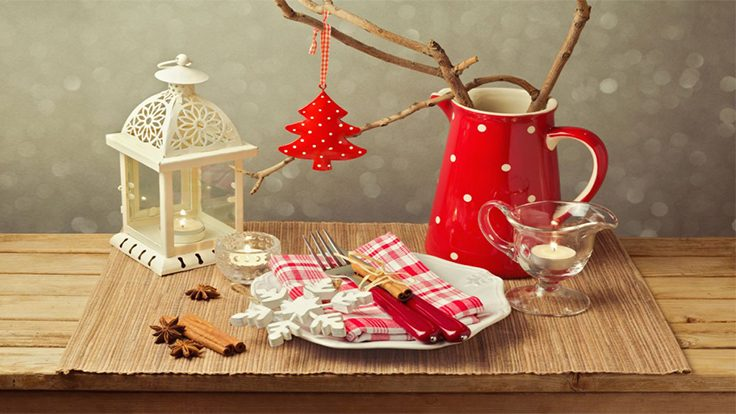 5 ENJOYABLE SUGGESTIONS FOR THE CHRISTMAS AT HOME