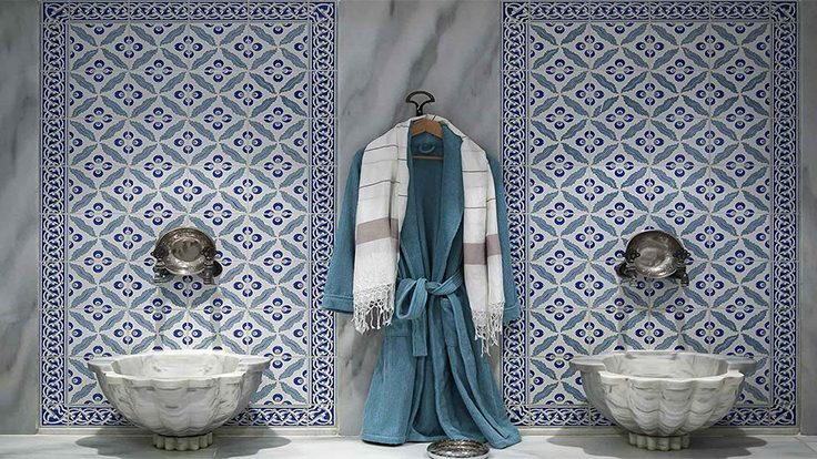 Historical Bursa towel