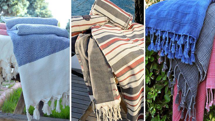 Indispensable Turkish Towel of Summer months Peshtemal