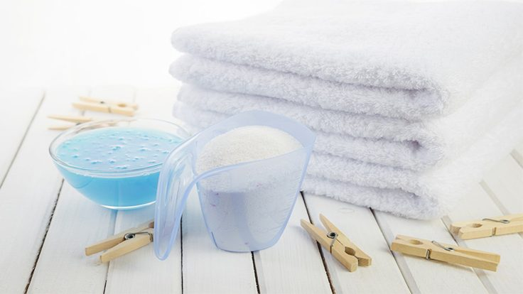 Why Towels Turn Yellow, How Do Stains Remove?