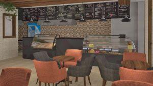 Garden Brown Cafe