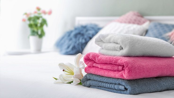 The Invention & History Of The Towel