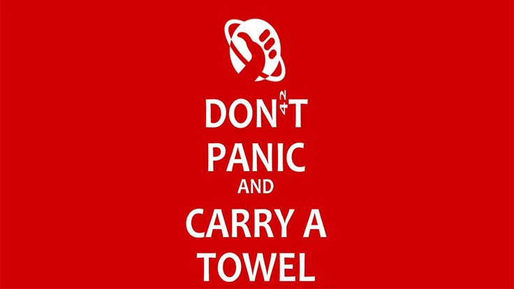 May 25: Today World Towel Day